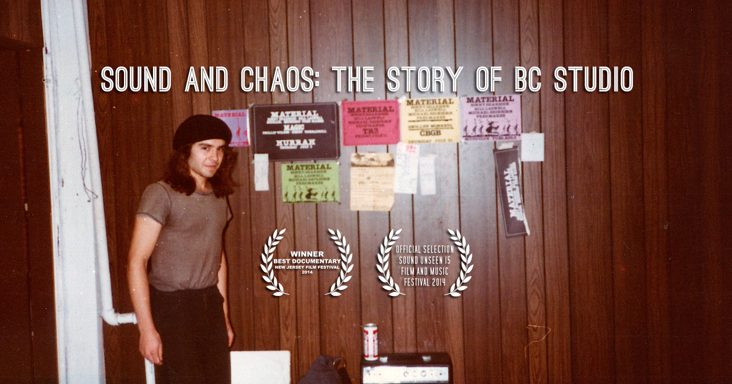 SOUND AND CHAOS : THE STORY OF BC STUDIO