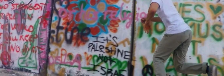 kickflips par dessus l'occupation palestine fce spoutnik