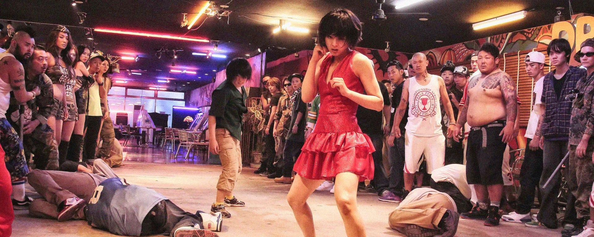 tokyo tribe black movie spoutnik