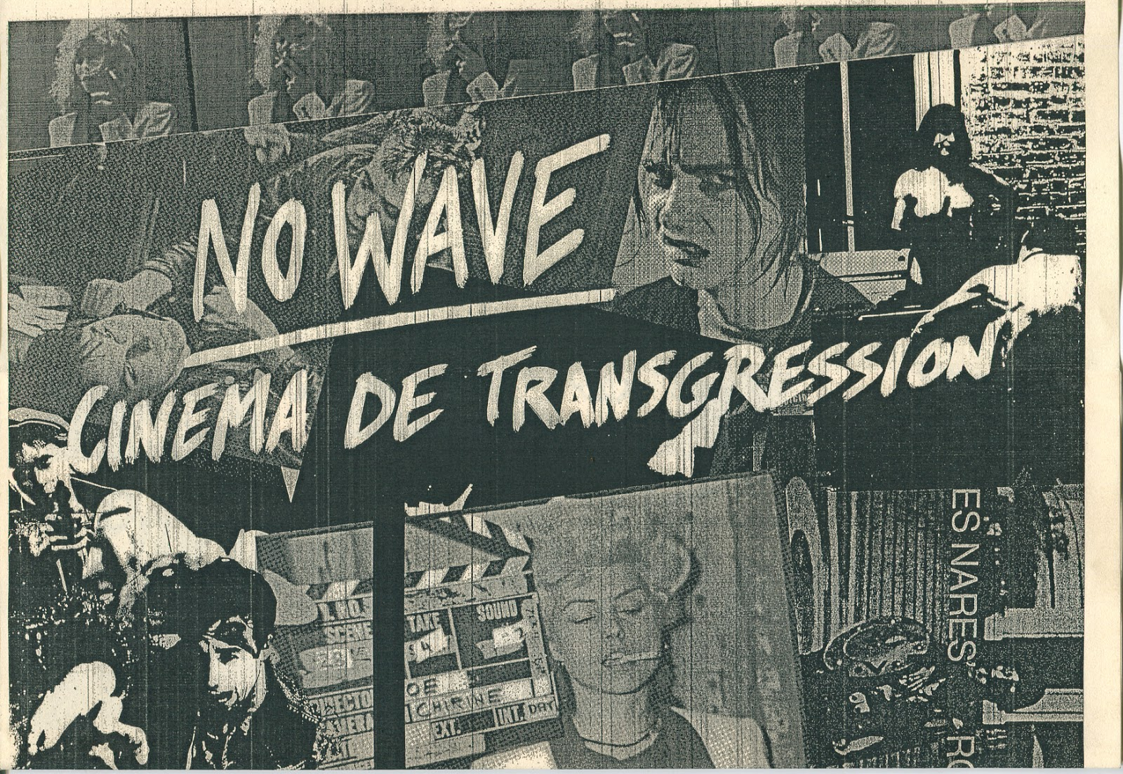 Films no wave & cinéma de transgression
