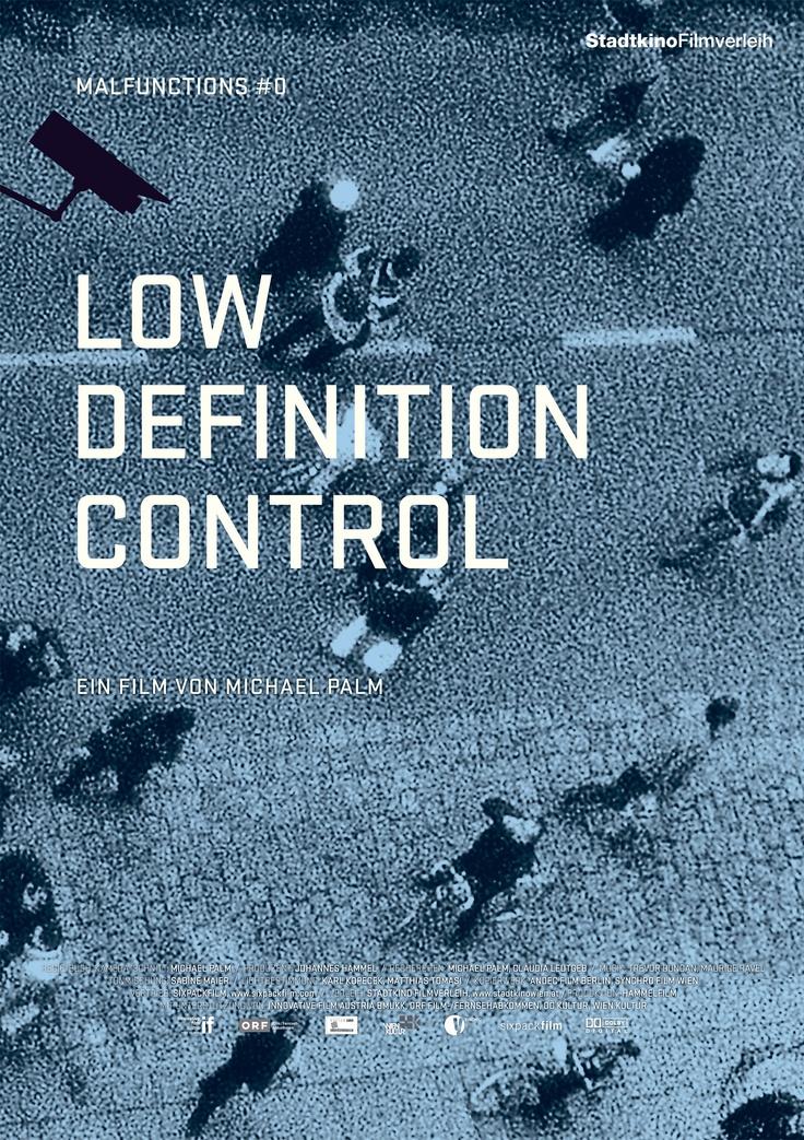 low definition control spoutnik