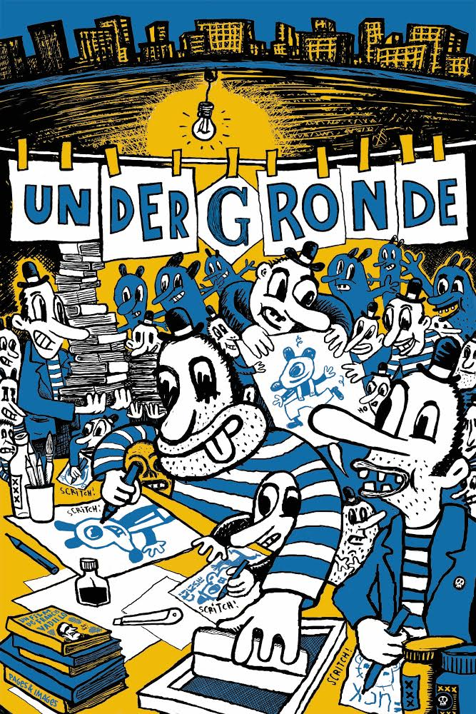 undergrounde monstre festival 2014 spoutnik