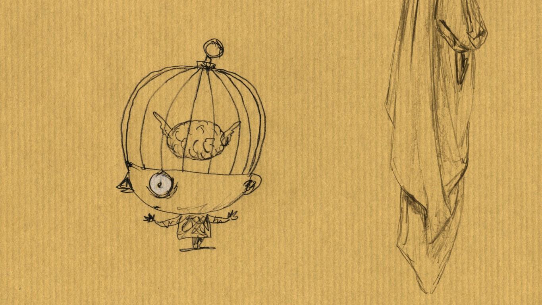 metaphysique de l'enfance Kôji Yamamura spoutnik