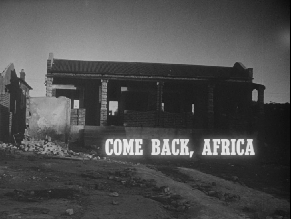 come back africa le modele rogasin spoutnik