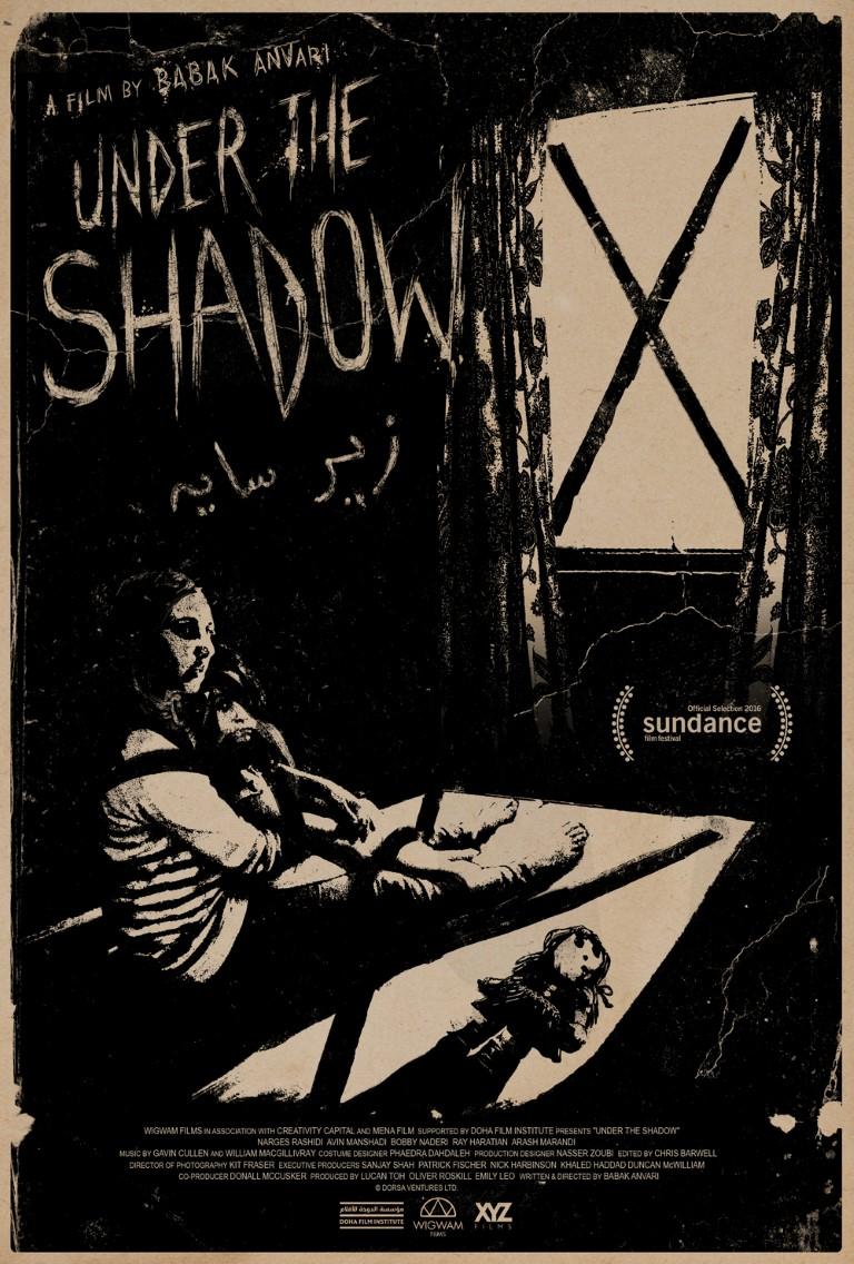under the shadow spoutnik