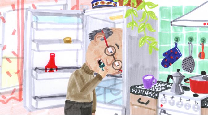animatou spoutnik 2016 ANALYSIS PARALYSIS | Anete Melece