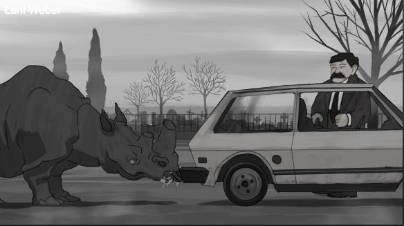 animatou spoutnik 2016 GHOST TOWN | Marko Djeska