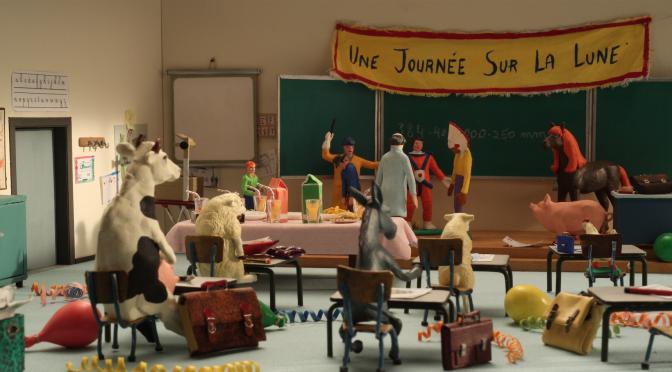 animatou spoutnik 2016 LA RENTRÉE DES CLASSES | Vincent Patar, Stéphane Aubier