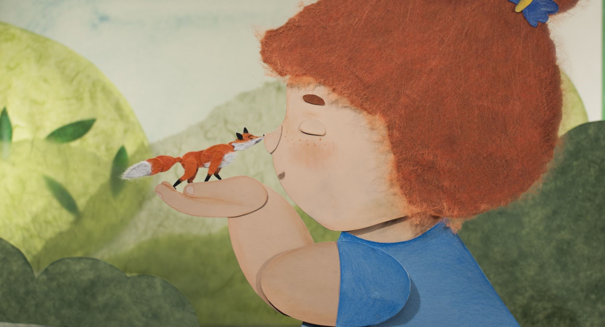 animatou spoutnik 2016 LE RENARD MINUSCULE | Aline Quertain, Sylwia Szkiladz