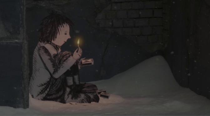 animatou spoutnik 2016 LA PETITE MARCHANDE D'ALLUMETTES | Anne Baillod, Jean Faravel