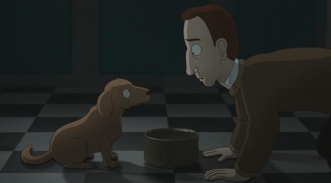 animatou spoutnik 2016 THE WRONG END OF THE STICK | Terri Matthews