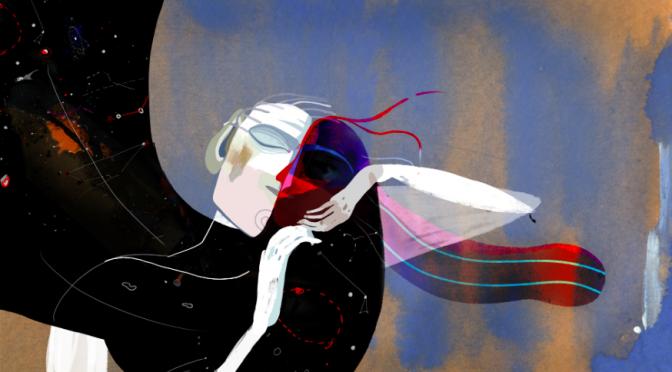 animatou spoutnik 2016 J'AI TANT RÊVÉ DE TOI | Emma Vakarelova