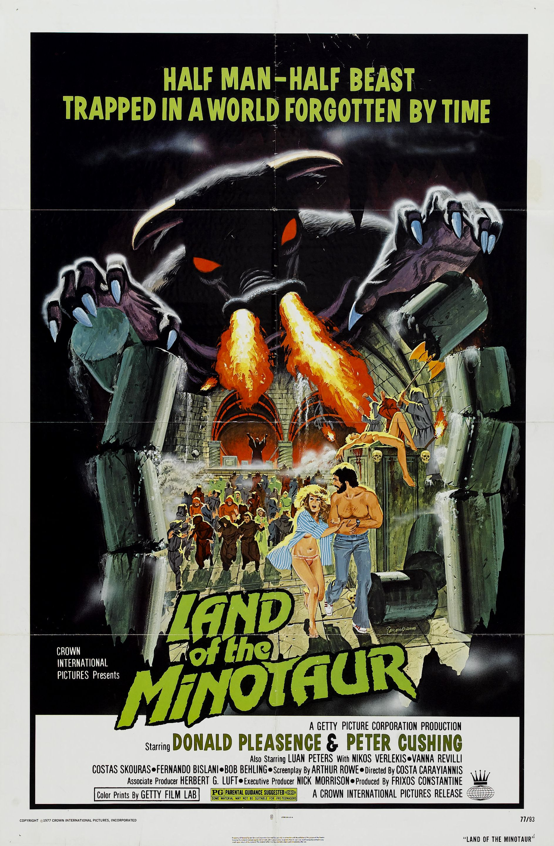 land_of_minotaur_poster