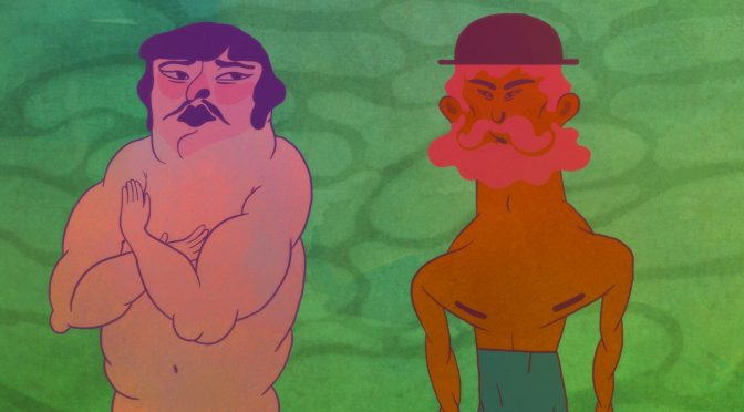 animatou spoutnik 2016 SUPERBIA | Luca Toth
