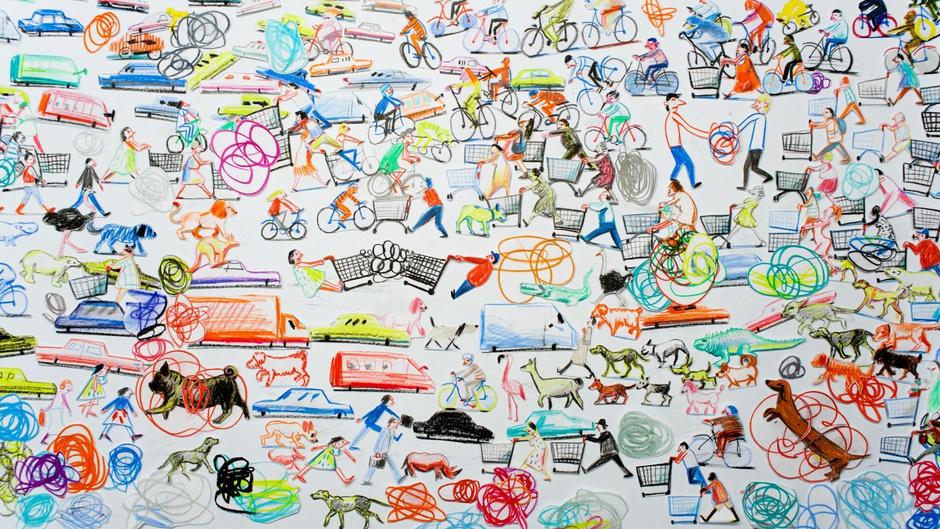 animatou spoutnik 2016 VILLE ET COEUR | Anne-Sophie Raimond