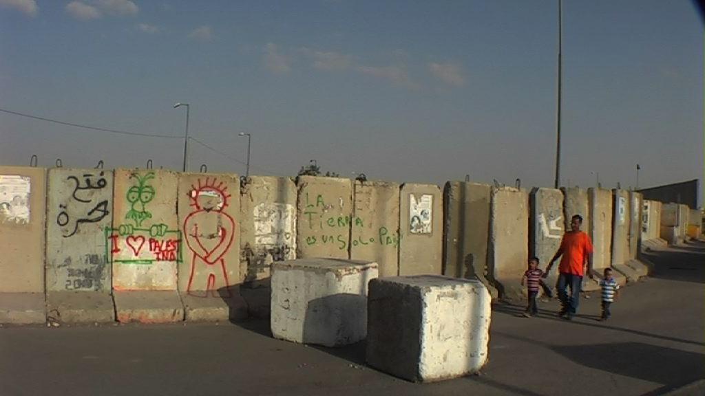 spoutnik Palestine filmer c'est exister 2016 route 60