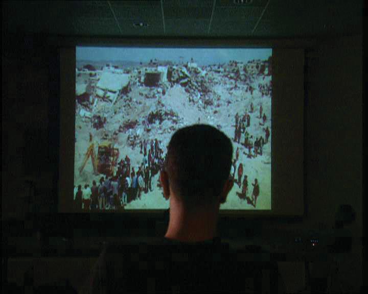 spoutnik Palestine filmer c'est exister 2016 invasion