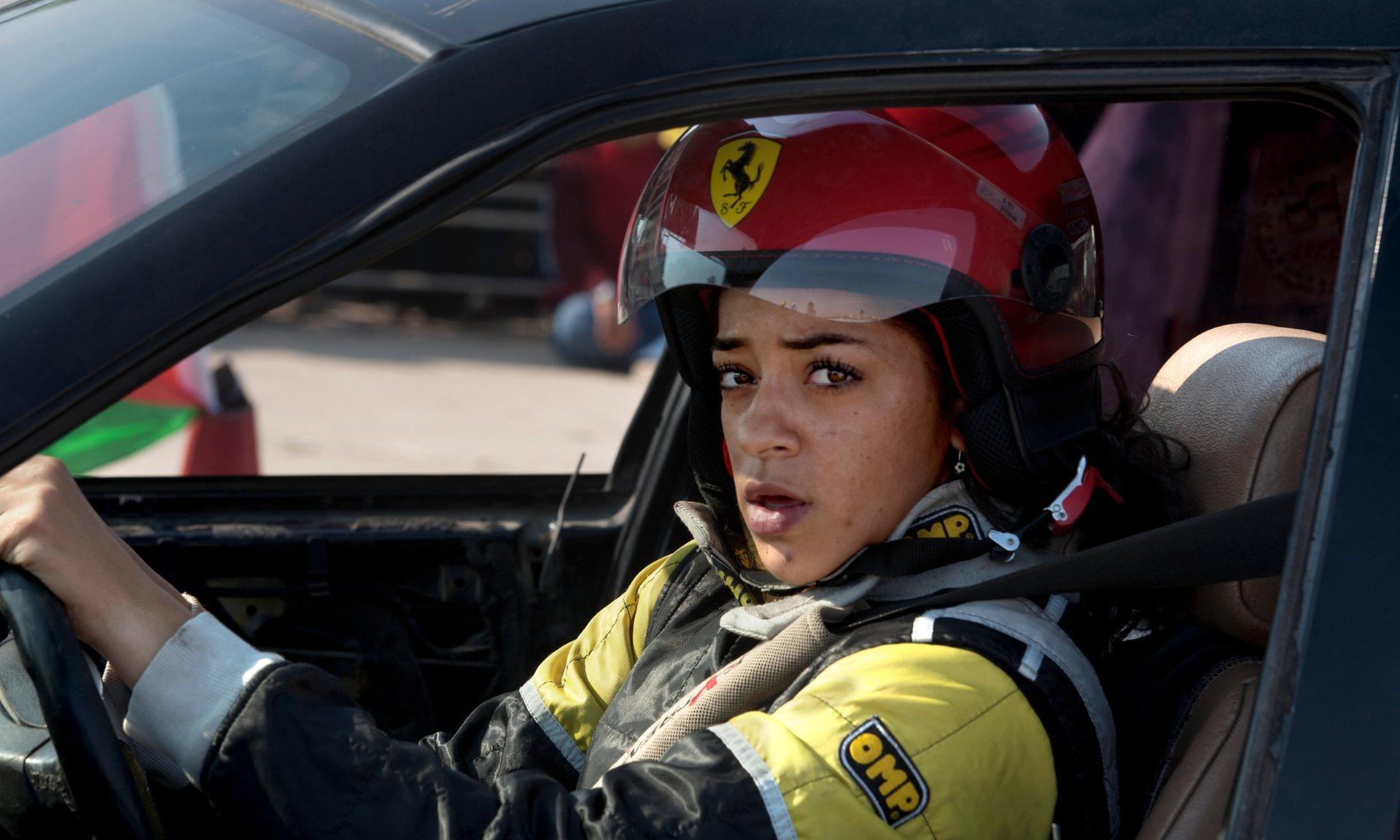 spoutnik palestine filmer c'est exister 2016 speed sisters