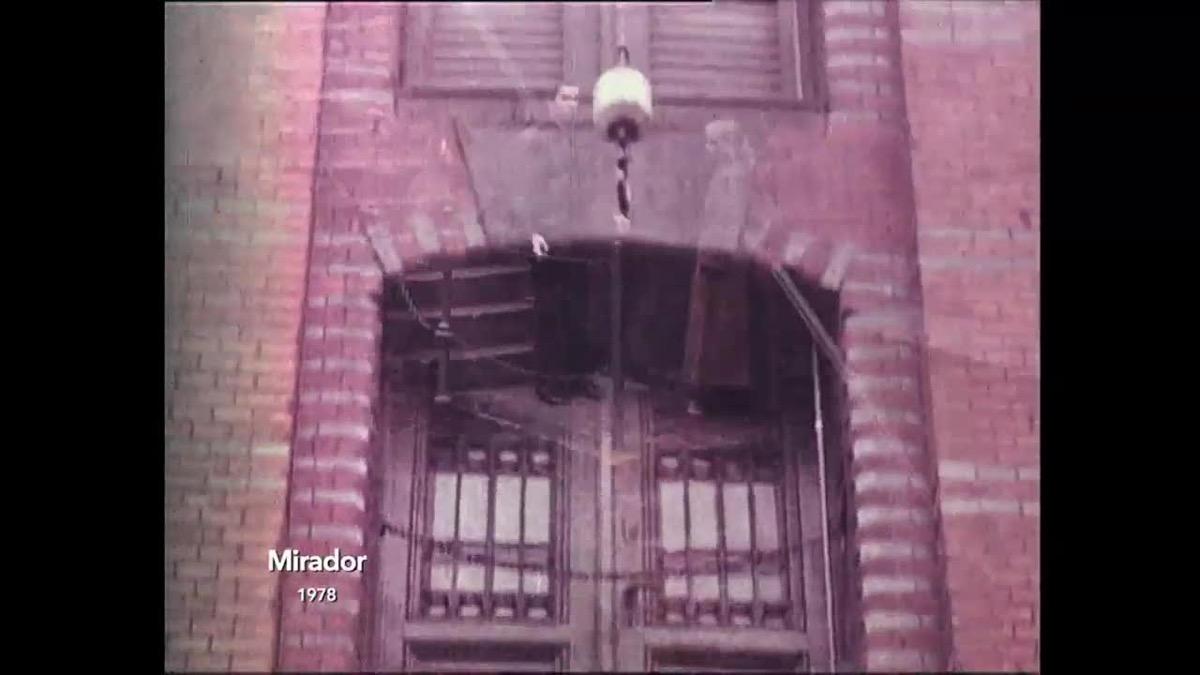 MIRADOR SPOUTNIK TAVERNE DU FAUBOURG JANVIER 1987 WERNER NEKES