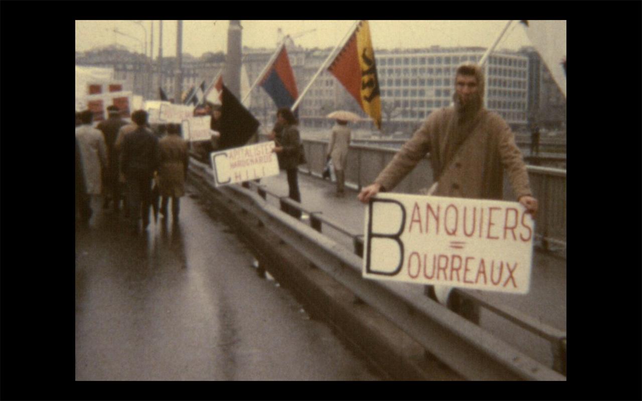 essayer encore, rater encore, rater mieux - les années 68 à Genève Cinéma Spoutnik Rosa Brux