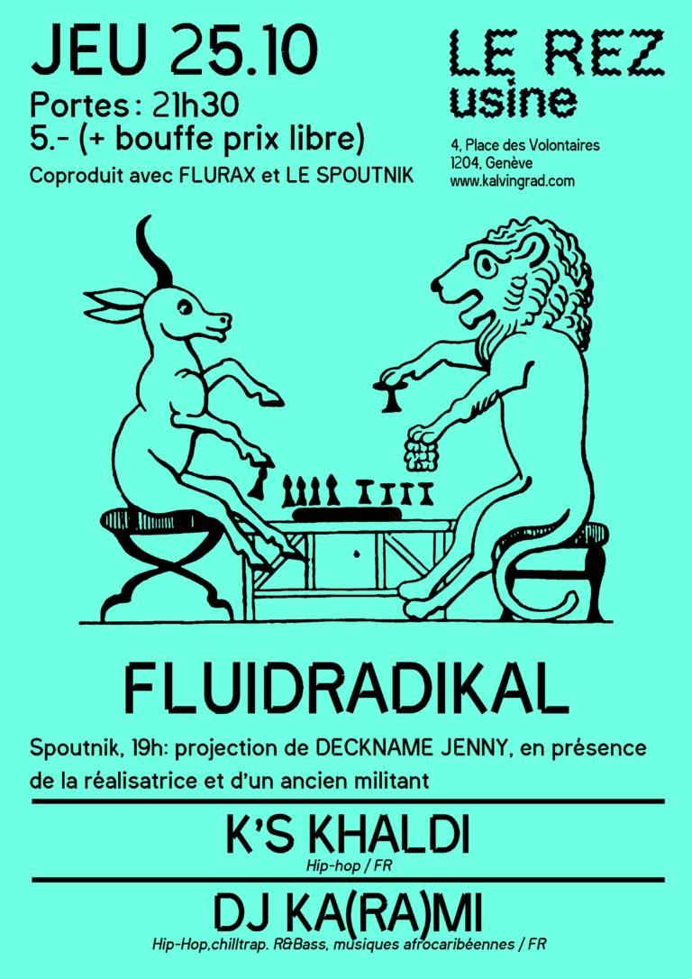 flurax fluidradical deckname jenny spoutnik le rez kalvingrad