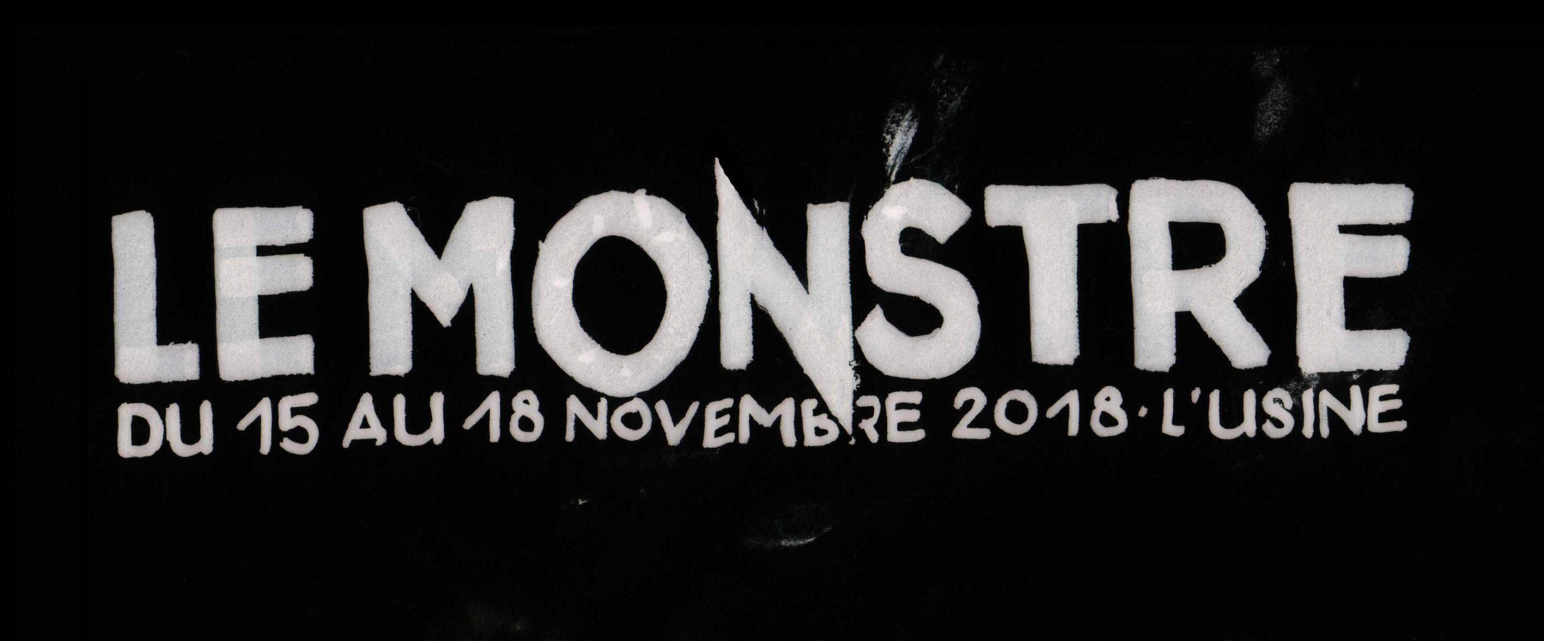 le monstre festival 2018 cinéma spoutnik