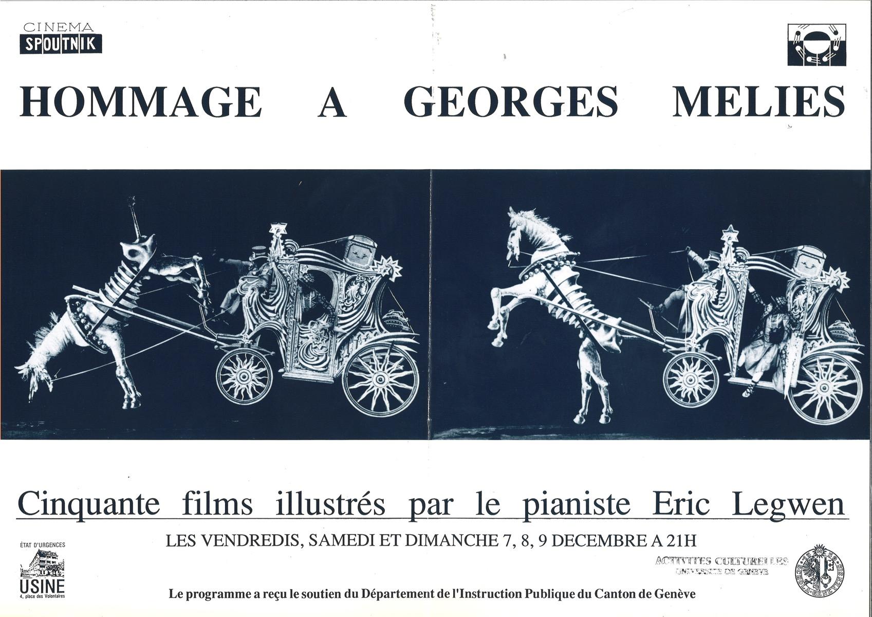 Hommage à George Méliès