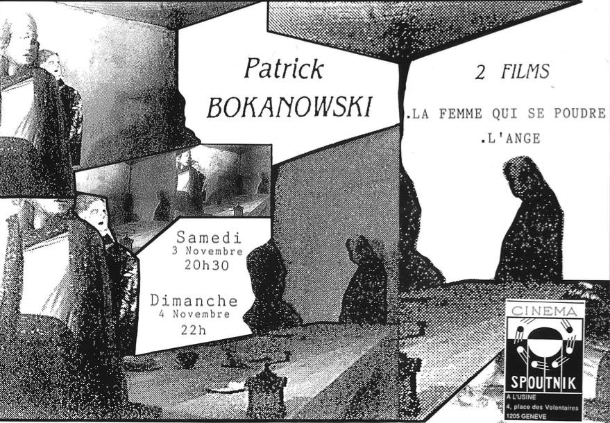 Deux films de Patrick Bokanowski